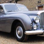 Легендарный Bentley Continental