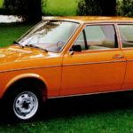Audi 50 (1974 — 1978)