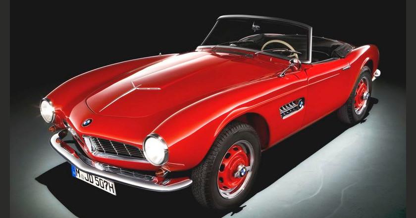 BMW 507 (1955 — 1959)