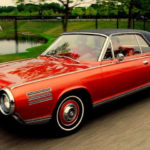 Chrysler Turbine Car (1963 — 1964)