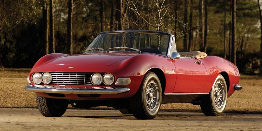 FIAT Dino (1966 — 1973)