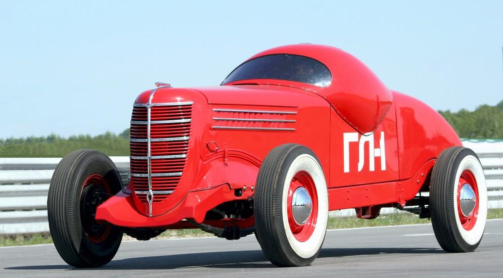 ГАЗ ГЛ-1 (1938 / 1940)