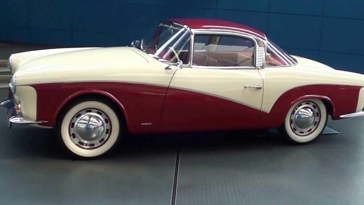Volkswagen Rometsch Lawrence (1957–1961)