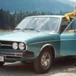Audi 100 C1 (1968 — 1976)