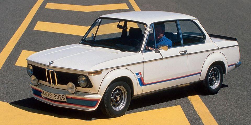 BMW 02-Series (1966 — 1977)