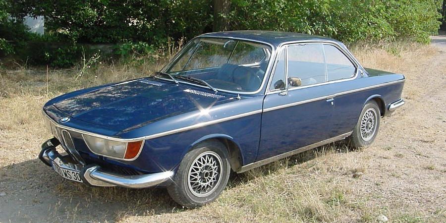 BMW Neue Klasse (1962 — 1972)