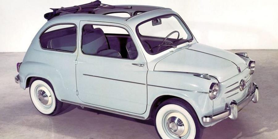 FIAT 600 (1955 — 1982)