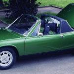 Volkswagen-Porsche 914 (1969 — 1976)