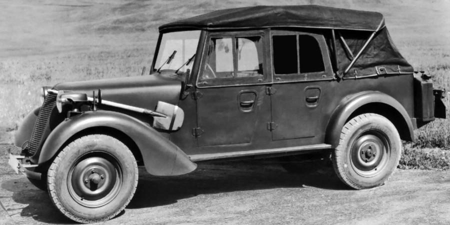 Tatra 57K (1941 — 1948)