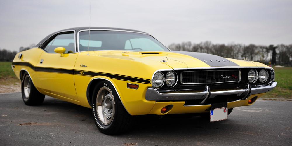 Dodge Challenger 1969 — 1974
