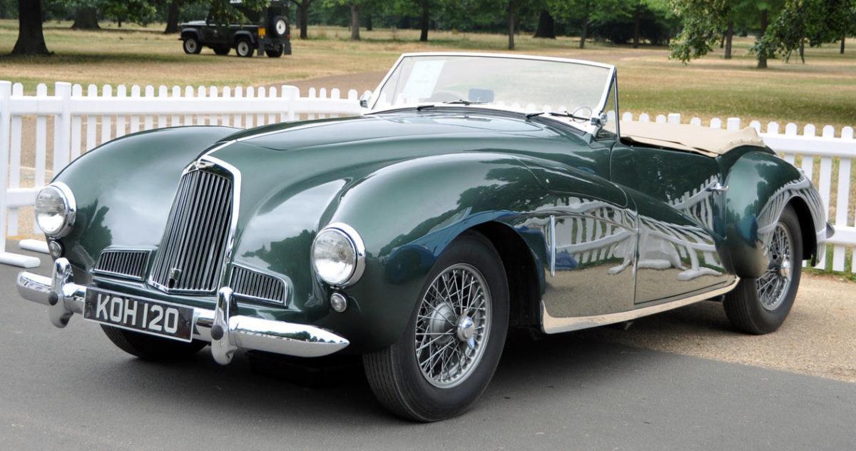 Aston Martin 2-litre Sports / DB1 (1948 — 1950)
