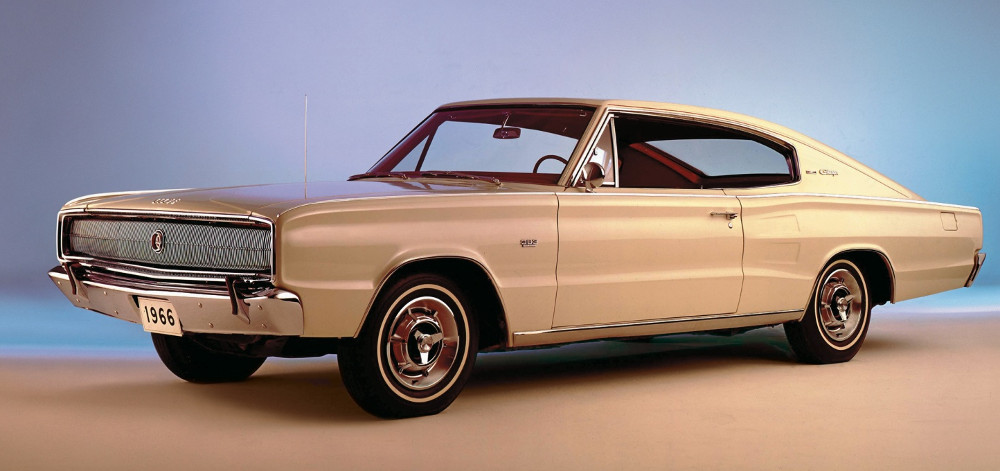 Dodge Charger 1st generation (1965 — 1967)