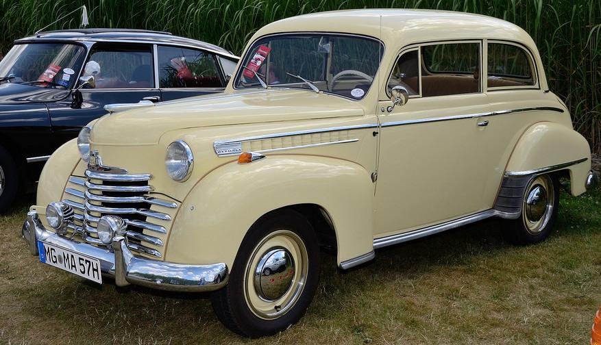 Opel Olympia A/B/C (1935-1940 / 1947-1953)