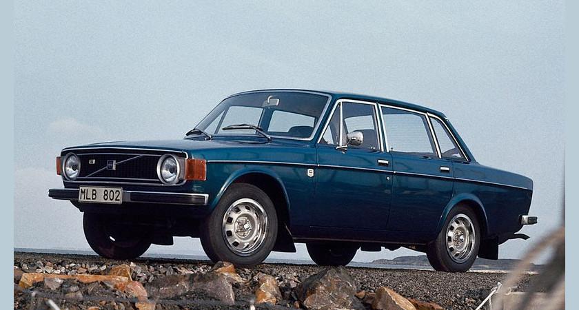 Volvo 140 Series (1966 — 1975)