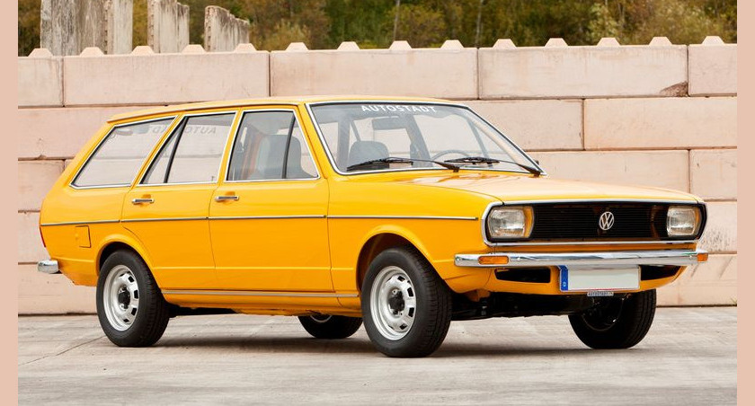 Volkswagen Passat B1 (1973 — 1980)