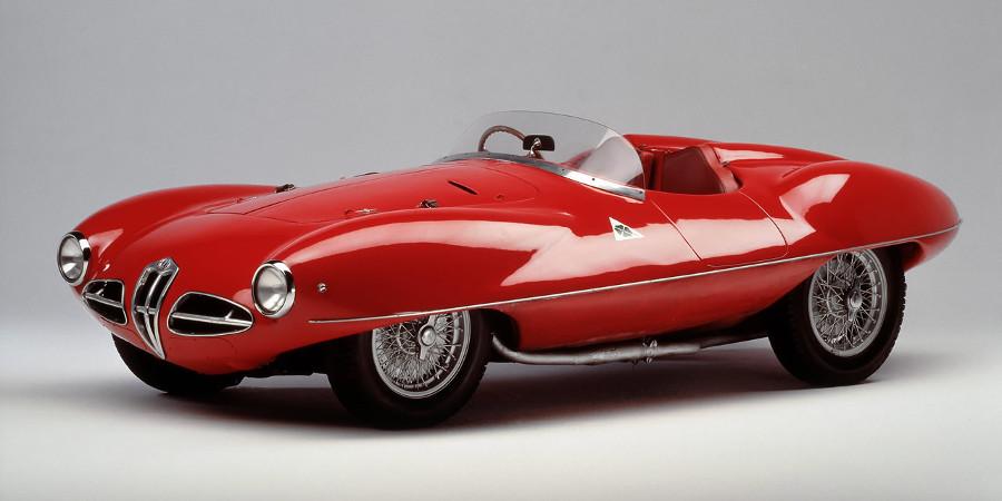Alfa Romeo C52 Disco Volante (1952 — 1953)