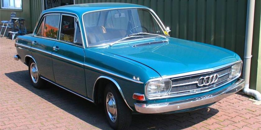 Audi F103 (1965 — 1972)
