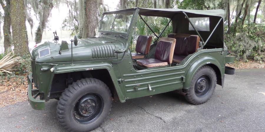 Austin Champ FV-1801A (1952 — 1956)