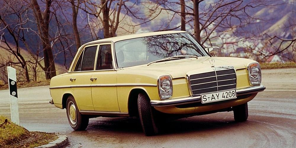 Mercedes-Benz W114 / W115 (1968 — 1976)
