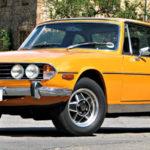 Triumph Stag (1970 — 1977)