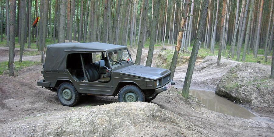 Volkswagen Iltis Type 183 (1976 — 1988)