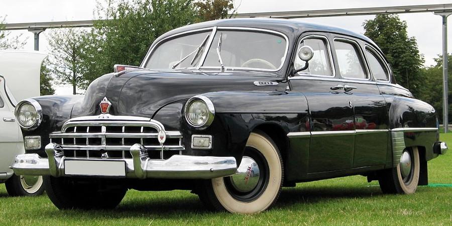 ЗиМ ГАЗ-12 (1950 — 1960)